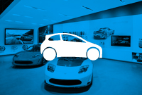Automotive Digital Signage