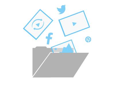 Digital Signage File Flex
